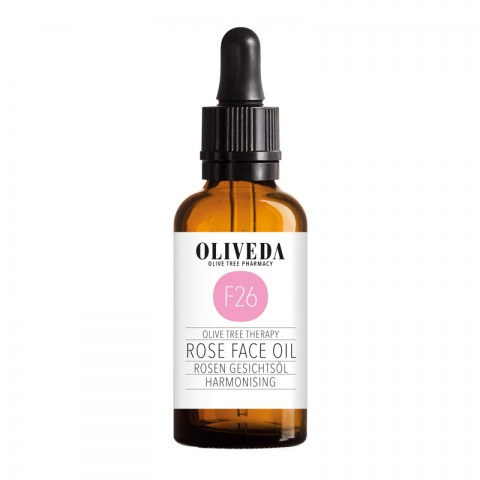 F26 Rose Face Oil
